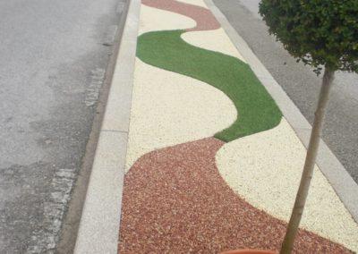 Acabados decorativos de zonas comunes. Asturias